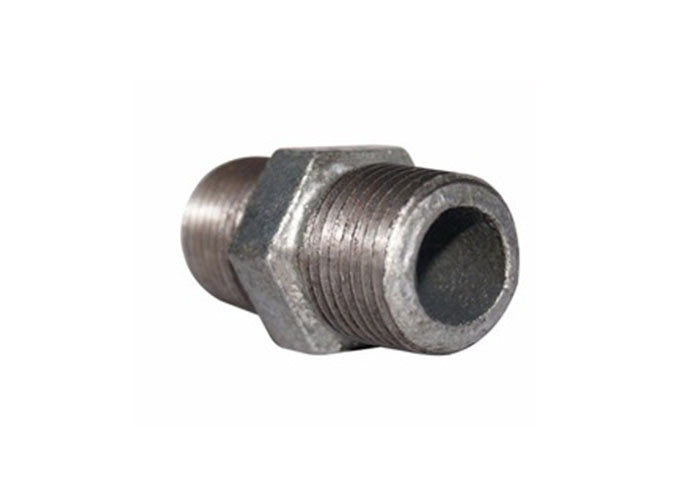 Eco Friendly Fire Fighting Pipe Fittings , Swage Water Pipe Nipple ANSI Standard