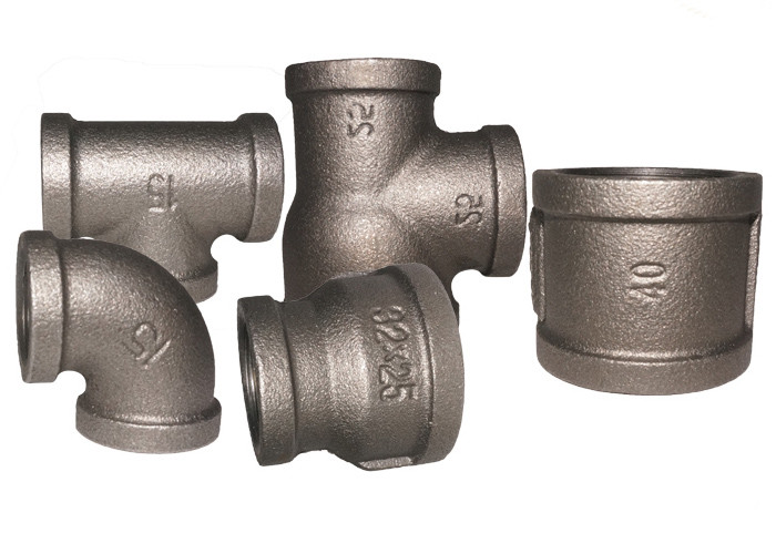 Durable Malleable Iron Pipe Fittings , Adjustable Pipe Joints And Fittings